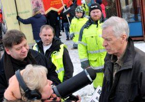 Stilluf K Oslo havn 5.2.2015